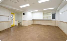 5・6歳児保育室